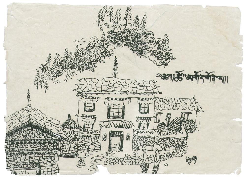 China-gonga-monastery