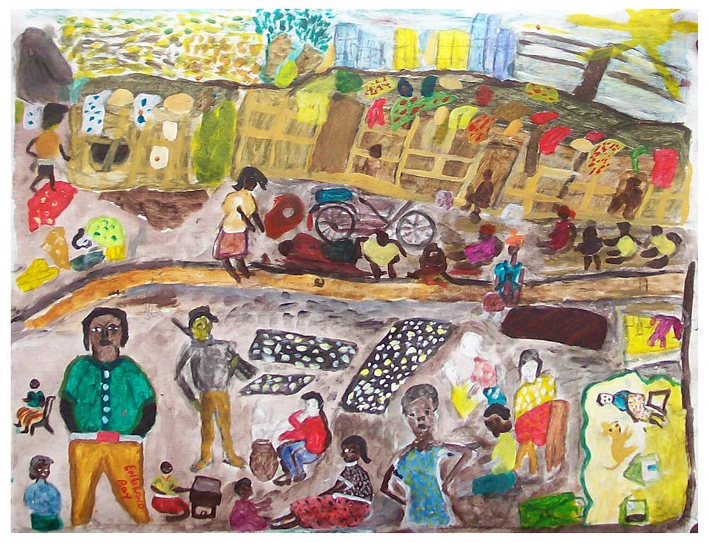 Ghetto-painting