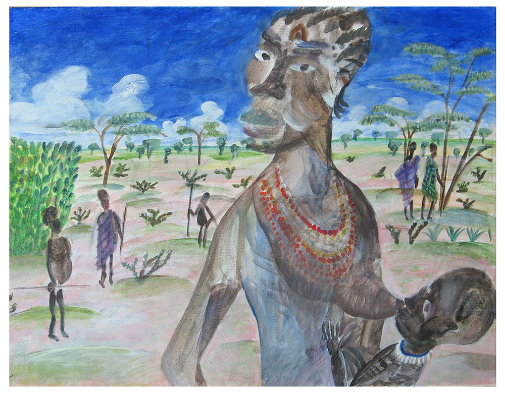Karamoja-woman