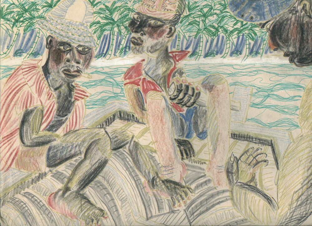 Mozambique-Fishermen