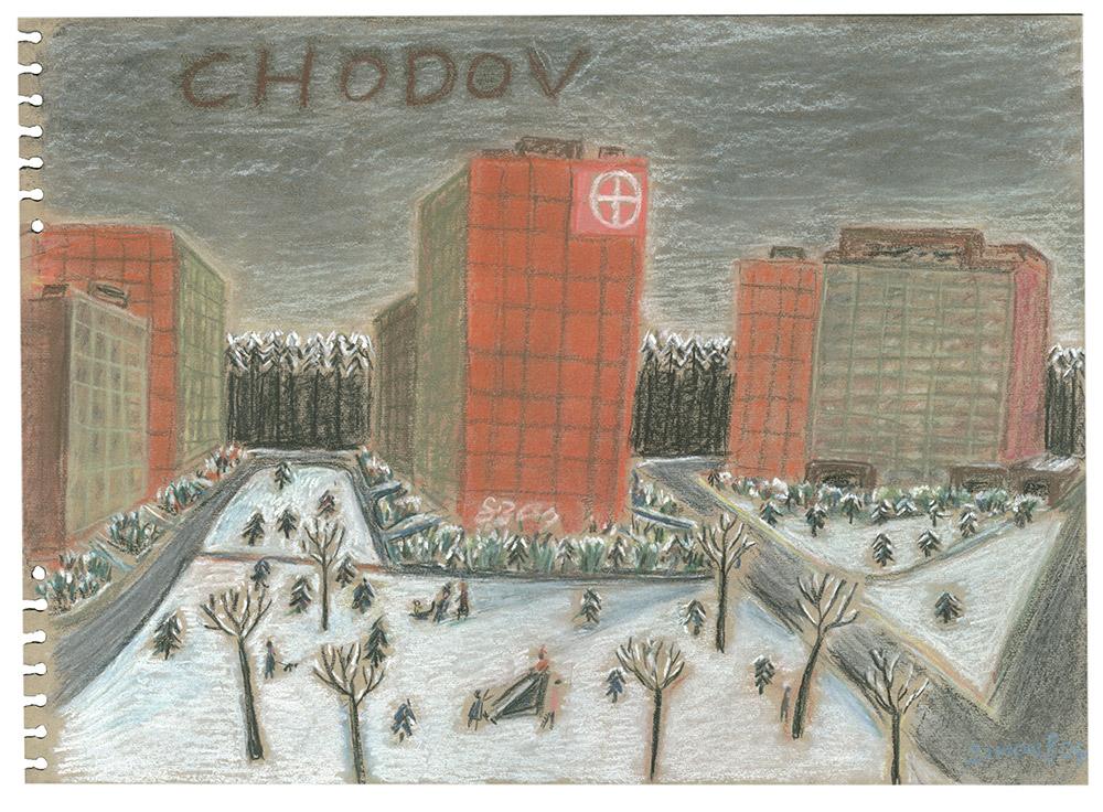 Red-Chodov