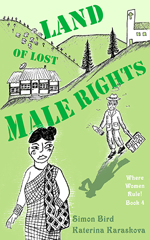 Land of lost male rights